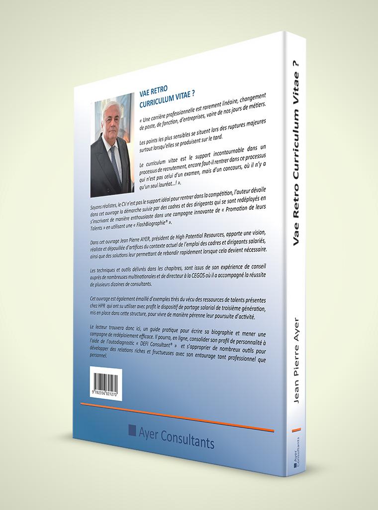 couverture du livre Vae Retro Curriculum Vitae ?